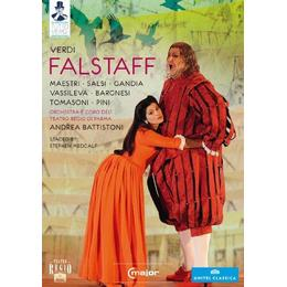 Falstaff: Teatro Regio Di Parma (Battistoni) [DVD]